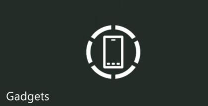 Gadget app for Windows phone 10