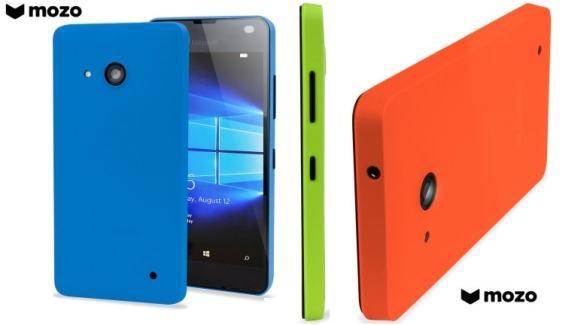 Mozo Lumia 550 cover back