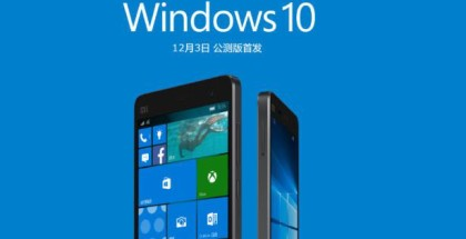 Windows 10 Mobile and Xiaomi Mi 4