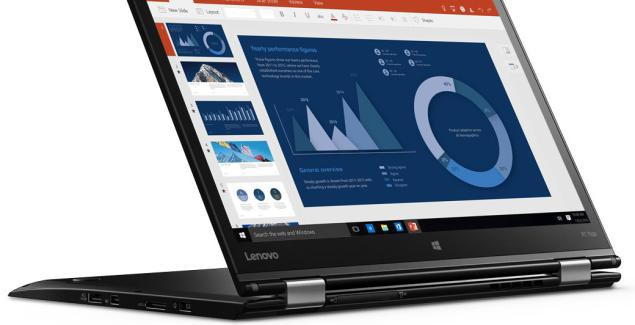 Lenovo announces new Windows 10 tablets and laptops for 2016