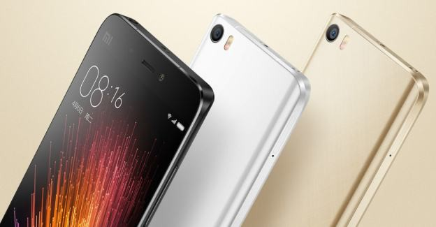 Xiaomi Mi 5 official Windows 10 MObile