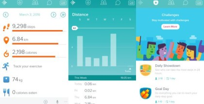 Fitbit app for Windows 10 Mobile