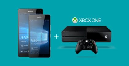 Optus Australia Lumia 950 and Xbox One