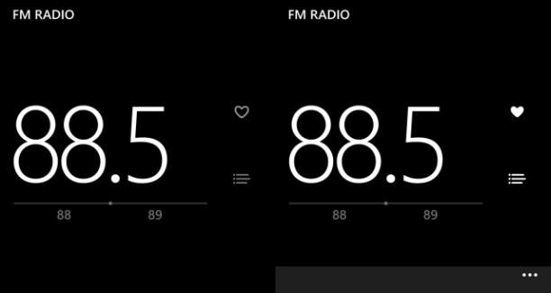 How to activate the FM radio on your Lumia 950