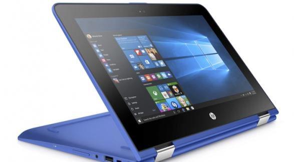 Windows 10 Mobile HP