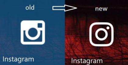 Instagram Icon new Windows 10 mobile