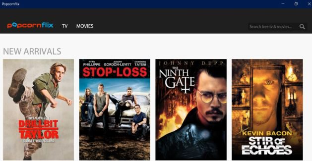 Best apps to watch free movies in windows 10.