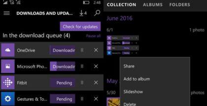 app updates store