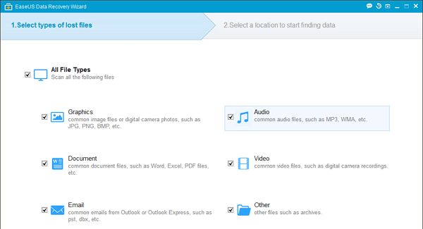 EaseUS Data Recovery Wizard Free is a solution for recovering lost data