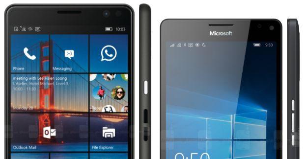 Windows Phone flagship comparison: HP Elite x3 vs Lumia 950 XL