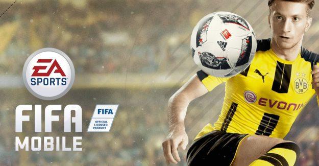 FIFA Mobile 2016
