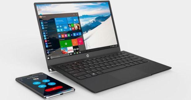 HP Elite x3 laptop dock