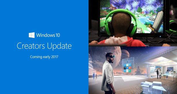 Creators Update Windows 10 Spring 2017