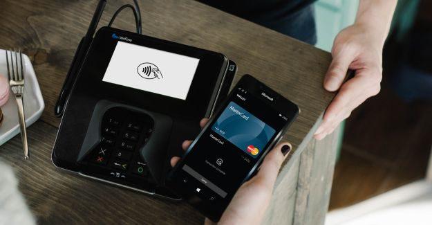 Masterpass Mastercard wallet app windows 10 mobile