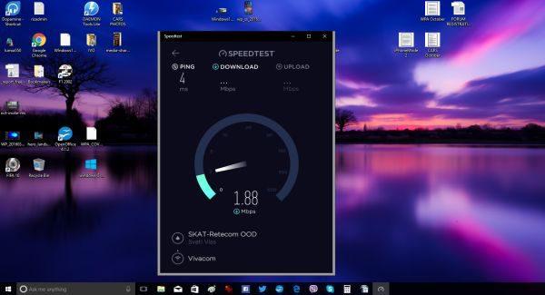 Speedtest PC