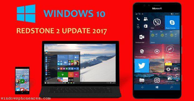 Windows 10 Redstone 2 Update may resume workspace between PC and phone