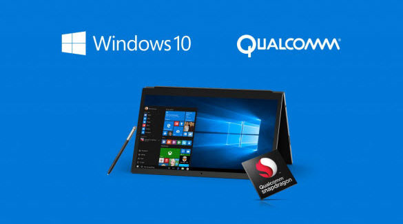 Windows 10 Qualcomm Processors