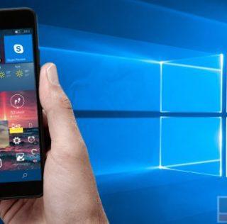 Windows 10 Mobile Lumia Logo Windows