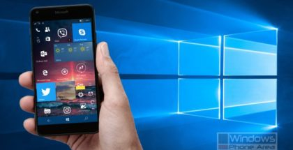 Windows 10 Mobile | Windows Phone Area