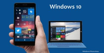 Windows 10 Mobile Windows 10 PC Update PC phone