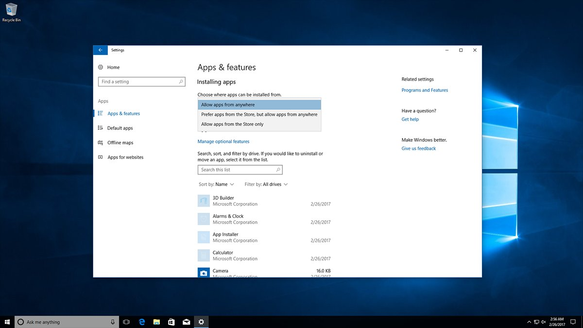 Microsoft starts pushing UWP apps ahead of Windows Cloud and OneCore