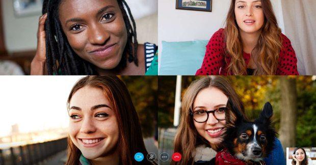 Skype PC Windows 10 Mobile