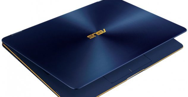 Asus ZenBook Flip S is a super-slim laptop with an Ultra HD display