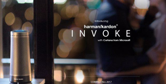 Invoke Cortana