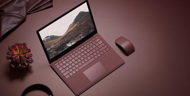 Surface Laptop mouse