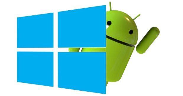 Logo Windows Android 10