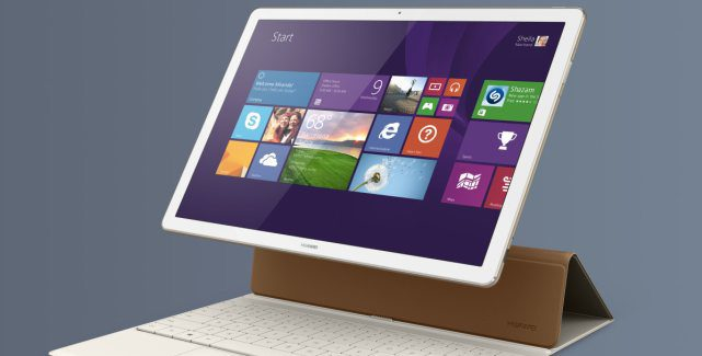 windows tablet matebook huawei