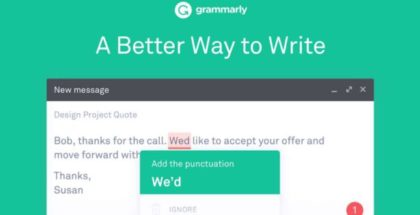 grammarly extension microsoft edge