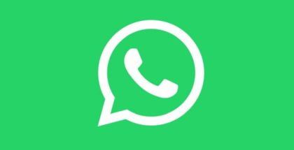 WhatsApp on Windows phone