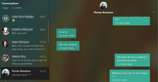 Windows 10 SMS app gets Fluent Design improvements ahead of the Andromeda mobile device