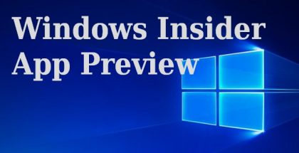 Windows App Preview