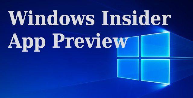 Windows App Preview