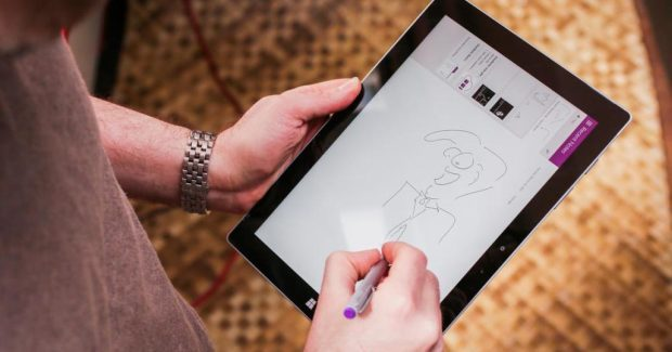 Surface 3 tablet
