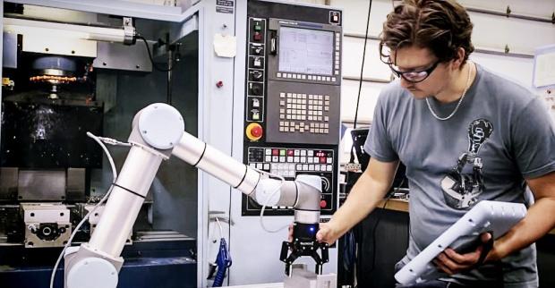 Qualities that define Collaborative Robots